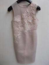 ASOS PETITE Flower Scuba Midi Pencil Dress UK 14 US 10 EUR 42 RRP £75 (ca76)