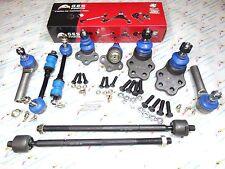 2WD Dodge Dakota Durango 10PCS Suspension Steering Kit K7241 K7274 ES3399 EV351