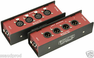 Soundtools-Sound-Tools-CatBox-Cat-Snake-Male-Stage-Box-Audio-CAT5-CAT6E-NEW