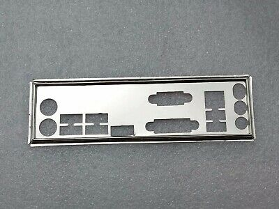 OEM I//O Shield For  MSI Z97 PC Mate  Z77A-G41 PLUS Motherboard Backplate IO