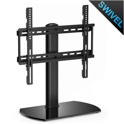 """Universal Tabletop TV Stand Pedestal Base Wall Mount for 32/""""-50/"""" LCD//LED Tvs"""