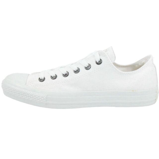 c12876d665 Converse Chuck Taylor All Star Monochrome Ox Unisex Sneaker weiß 39 ...
