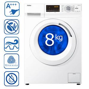 Waschmaschine Frontlader A+++ HW80-14636 8 kg AquaProtect Schlauch Woolmark