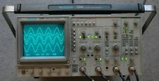 Tektronix 2246 1y Four Channel 100 Mhz Oscilloscope Two Probes Power Cord