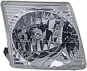 Image Is Loading Right Headlight Embly For 2001 2005 Ford Explorer