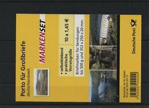 Germany-BRD-Federal-Folienblatt-RC-17-Postmarked-Used-More-See-Shop
