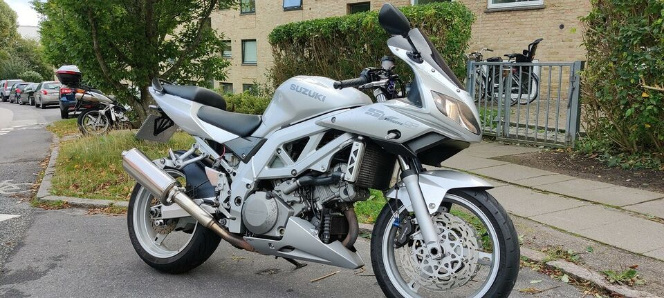 Suzuki, SV1000, 996 ccm