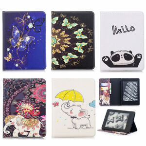 Pattern-Flip-PU-Leather-Wallet-Stand-Case-Cover-For-Apple-Samsung-Kindle-Tablet