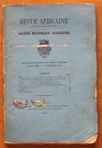 1897-Revue-Africaine-Societe-Historique-Algerienne-N-227