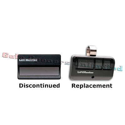 Sears Craftsman 139.53615SR 390MHz 9 Dip Switches Remote Control 61LM Compatible
