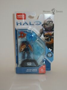 Halo Mega Construx Heroes Series 8 FVK21 JACKAL MINOR New