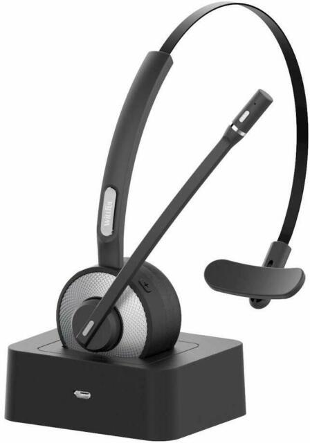 Yamay Wireless Bluetooth Pc Headset Microphone Charging Dock For Sale Online Ebay