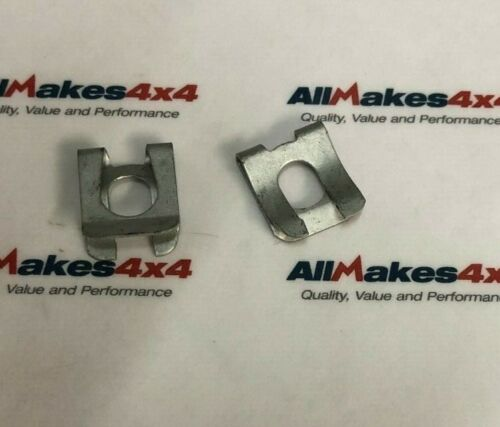Allmakes Land Rover Discovey 2 Rear Airbag Spring Upper Retainer Clip x2 NTC9449