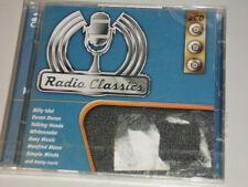 RADIO CLASSICS 2 CD'S NEU OVP MIT BILLY IDOL TALKING HEADS SIMPLE MINDS BLONDIE