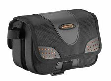IBERA Bike Top Tube Bag Mini Panniers Cycling All-Weather Frame Pouch NEW IB-TB9