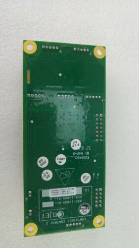 Stratasys Objet30 Container Control 2 control board BRD-14020