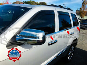 fits-2005-2010-Jeep-Grand-Cherokee-6Pc-Window-Sill-Trim-Accent-Stainless-Steel