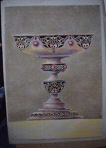 Russian-Painting-original-Handmade-watercolor-paper