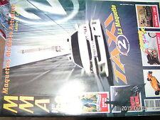 ¤¤ MMA Maquettes Modeles n°69 Taxi 2 Batmobile 1950Smart Volvo FH16 McLaren MP4