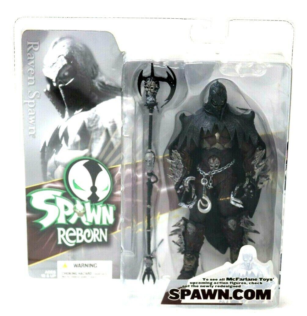 New McFarlane Toys - Raven Spawn - Reborn 2003 Series 3 Fast Shipping Sealed NIB on eBay thumbnail