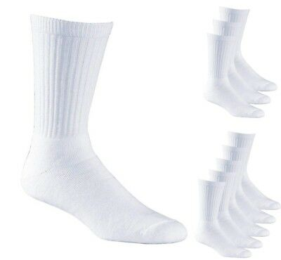 Größen 38-46 von Aurellie Herren Schwarz Anzüge Baumwolle Glatt Socken 3 Packs