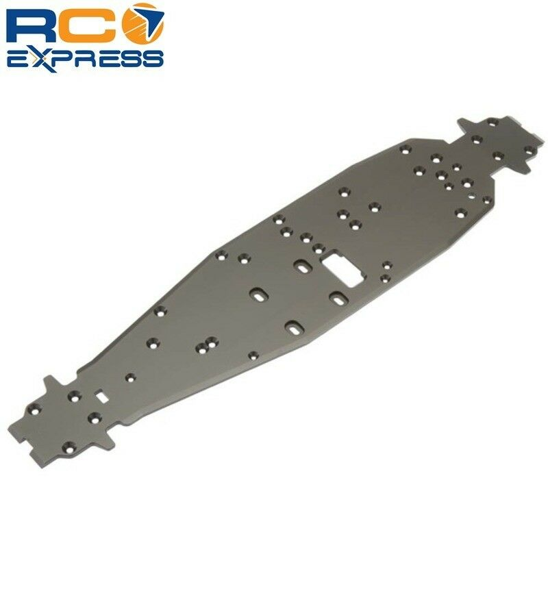 Tekno RC Chassis 7075 4mm Hard Anodized Lightened NT48.3 TKR5407