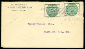 EDW1949SELL-MEXICO-Rare-Seal-Issues-on-cover