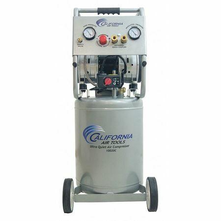 California Air Tools 10020C Air Compressor,Ultra Quiet,2.0 Hp. Buy it now for 399.07