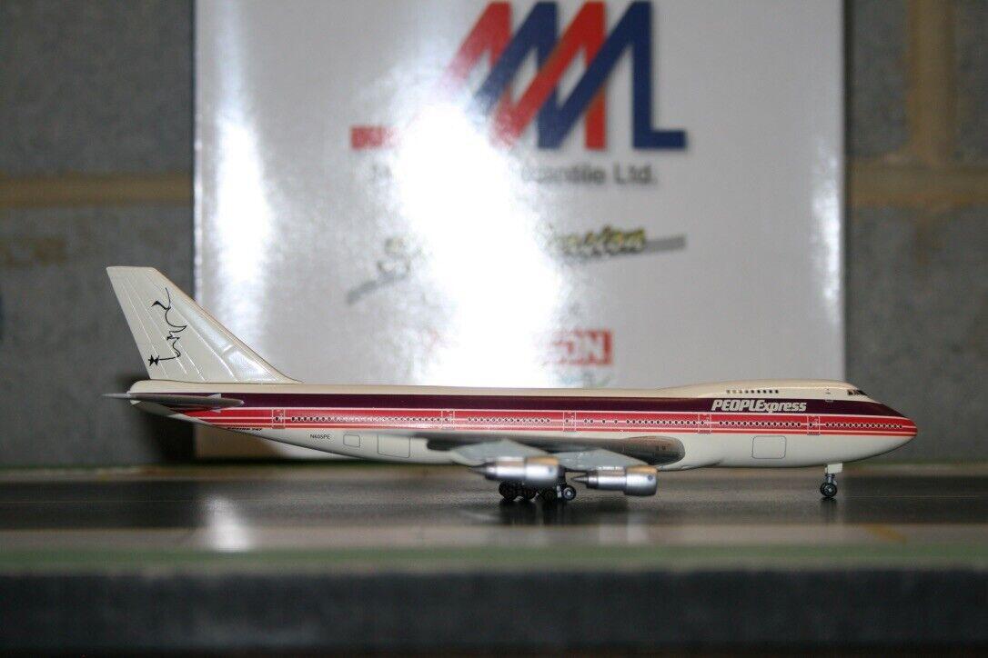 selección larga Alas de dragón 1 400 personas Express Boeing Boeing Boeing 747-200 N605PE (55135B) modelo de avión  orden ahora disfrutar de gran descuento