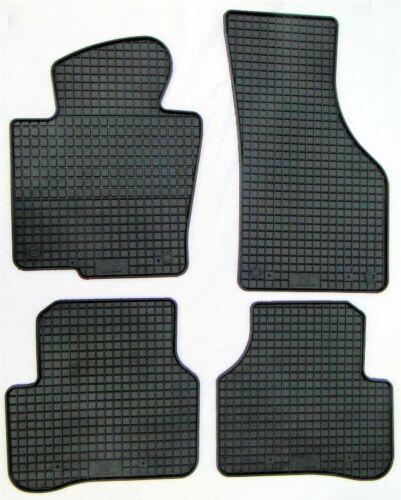 Esteras de goma goma tapices Rubber-mats para VW Passat