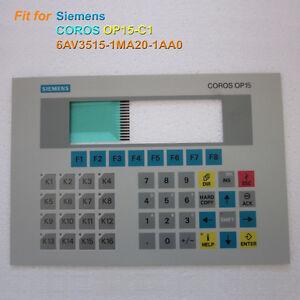Membrane Keypad for SIEMENS 6AV3515-1MA20-1AA0 COROS OP15-C1 6AV3 515-1MA20-1AA0