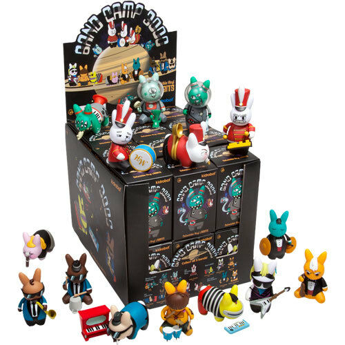 "Kozik - 2.5"" Music Labbit Mini Series Blind Box - Set of 24 NEW Kidrobot"