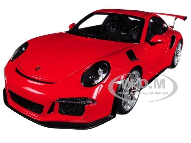 comprar ahora Porsche 911 (991) GT3 RS guardias Rojo Coche Modelo 1 1 1 18 de Autoart 78165  venta con descuento