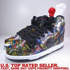 Nike Dunk High Premium SB sz 10 Holy Grail Concepts 313171-606 DS BNIB