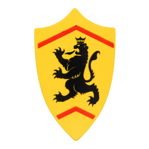 Playmobil Shield Knight Castle Arms King/'s Knight Christopherus