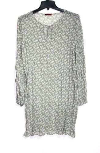 Tapemeasure Anthropologie - 8 (M) - Green Floral P