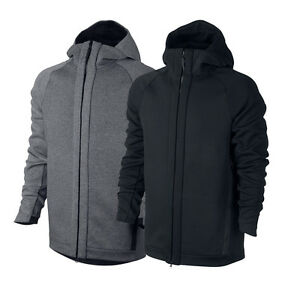 e145dffb57a6 Nike Sportswear Tech Fleece Full Zip Hoodie Men s 832112-091 832112 ...