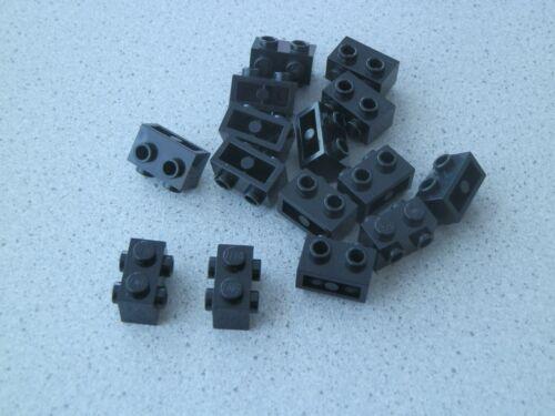 Lego 52107 # 15x Technik Konverter 1x2 schwarz 10188 10186
