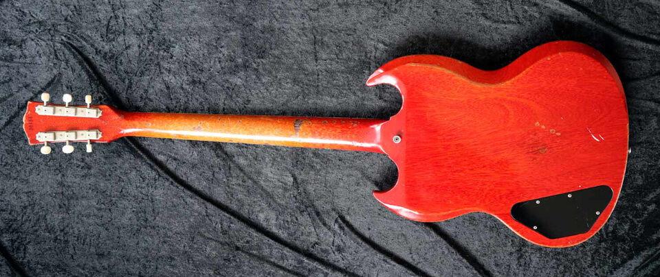 1961 Gibson SG Les Paul