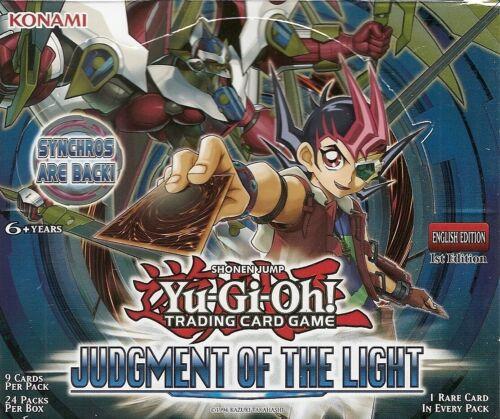 Sonic Boom JOTL-EN076 Common Yu-Gi-Oh Card 1st Edition New