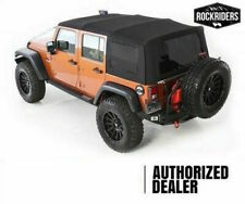 07 18 Jeep Wrangler Jk Unlimited Replacement Tinted Windows Soft Top Special Buy Fits More Than One Vehicle