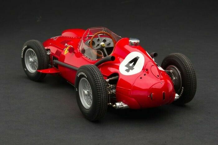 1 18 EXOTO Ferrari F1 Dino Typo 246 1958  Fr. GP M.Hawthorn  GPC97210 N°4  NEW