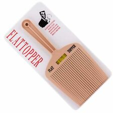 Flattopper Flat Topper Brian Drum Original Hair Comb Flat Top Hair Cutting