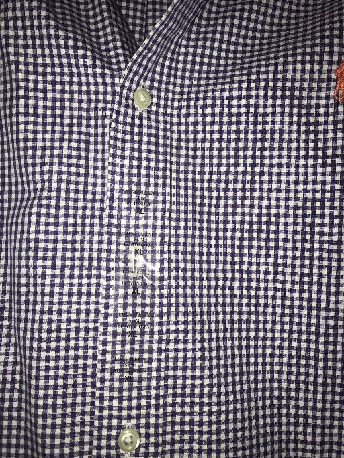 Polo Ralph Lauren Small   Pony  viola    Shirt XLarge XL 29c18c