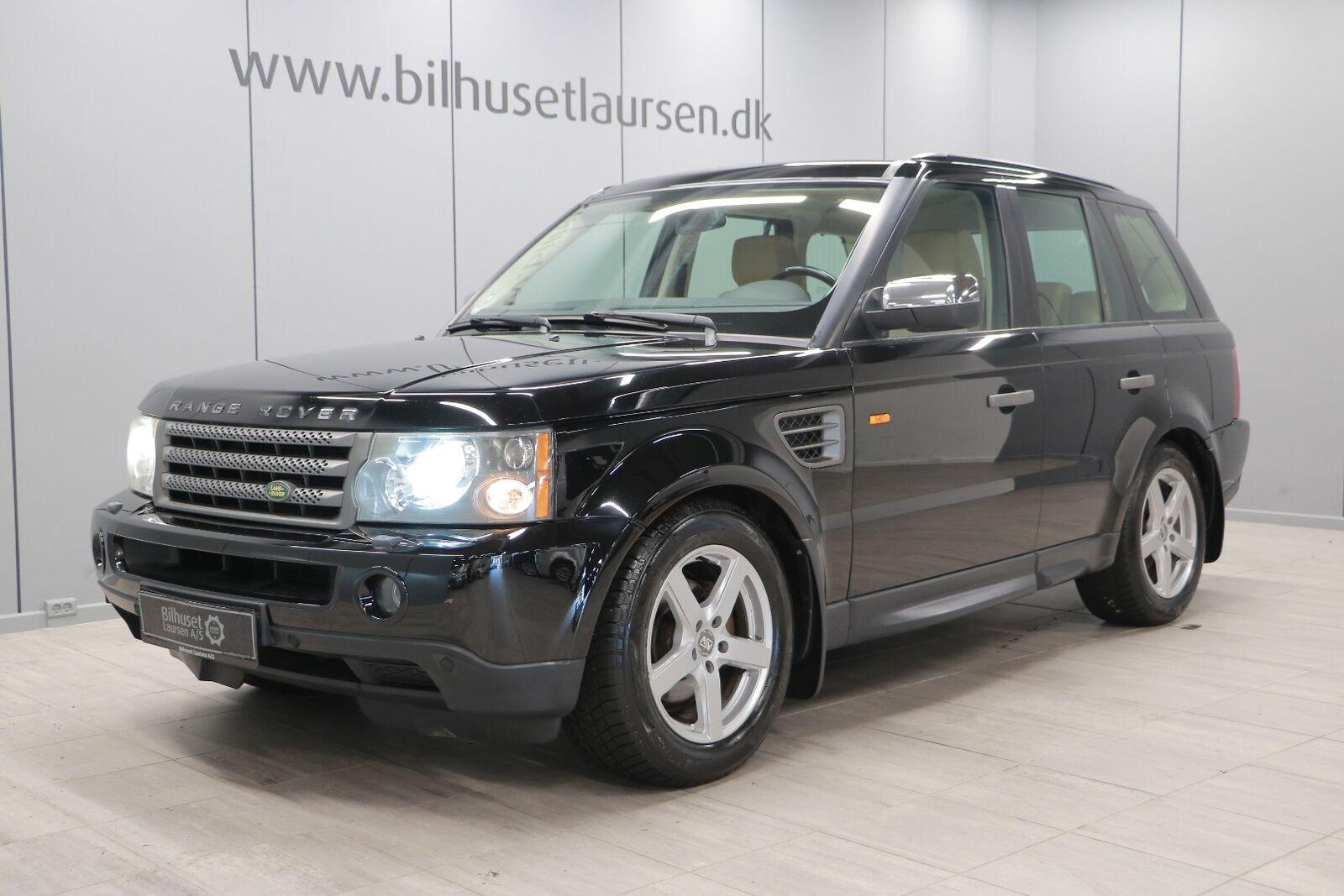 Land Rover Range Rover Sport 2,7 TDV6 HSE aut. 5d - 159.900 kr.
