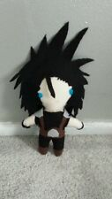 Final Fantasy 7 Zack Fair Inspired Plush Chibi Kawaii Cute