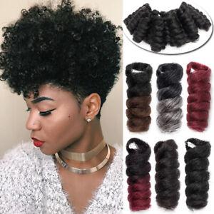 Ombre Curly Jamaican Bounce Crochet Hair Extensions Braiding Short Toni Braids Ebay