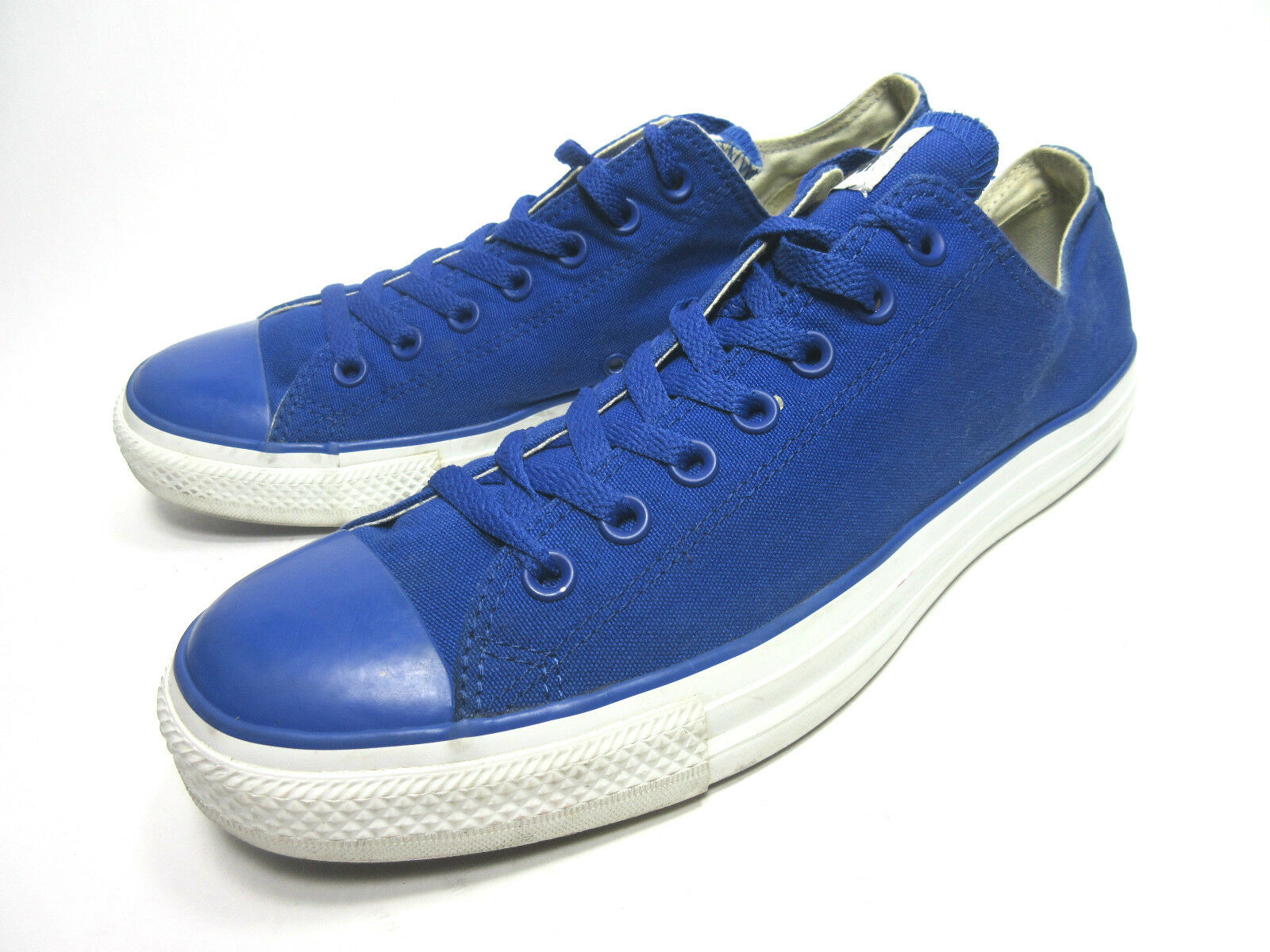 Converse Chuck Taylor All Star Low Top Top Top Royal Blau Canvas Turnschuhe schuhe 11 f163a8