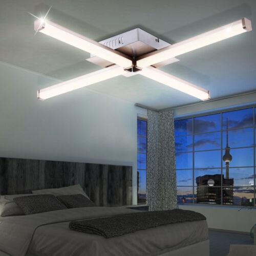 LED Hänge Pendel Lampe Decken Strahler Stäbe Steh Leuchte Wohn Ess Zimmer WOFI