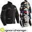 RST-Adventure-3-III-CE-Textile-Motorcycle-Motorbike-Waterproof-Touring-Jacket miniatuur 1
